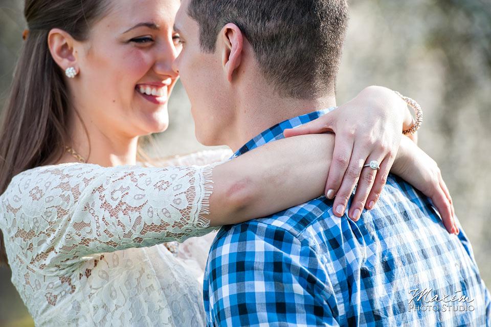 wedding ring ault park cincinnati engagement