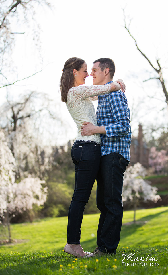 shoes in ault park wedding engagement