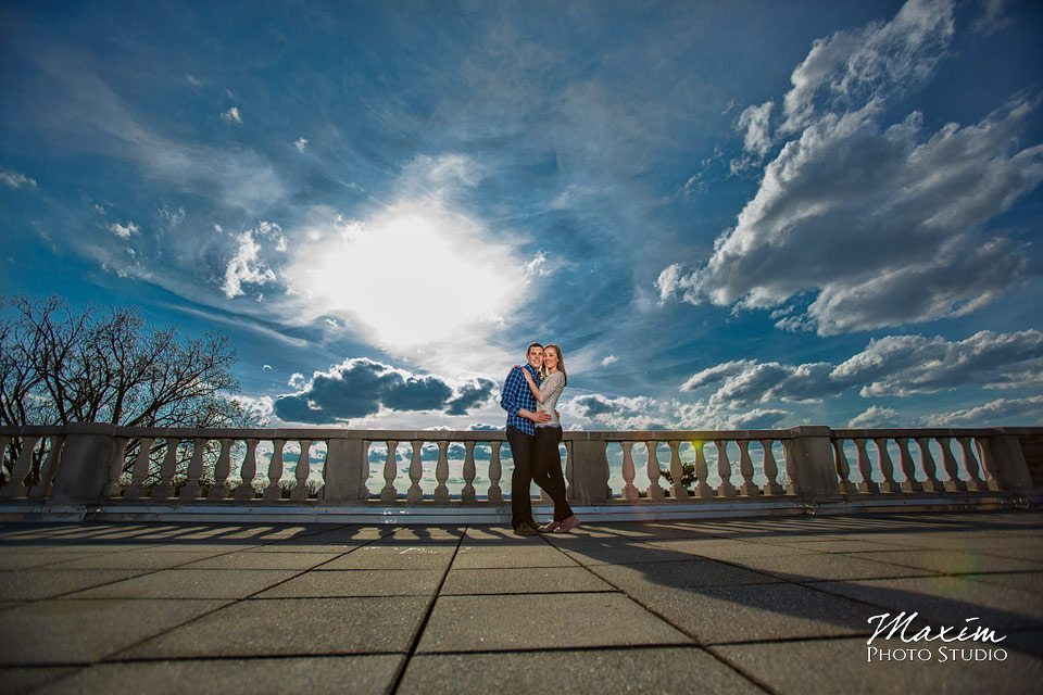 Overpowering the sun ault park engagement