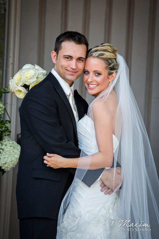 Taylor Mansion Columbus Ohio Wedding bride groom