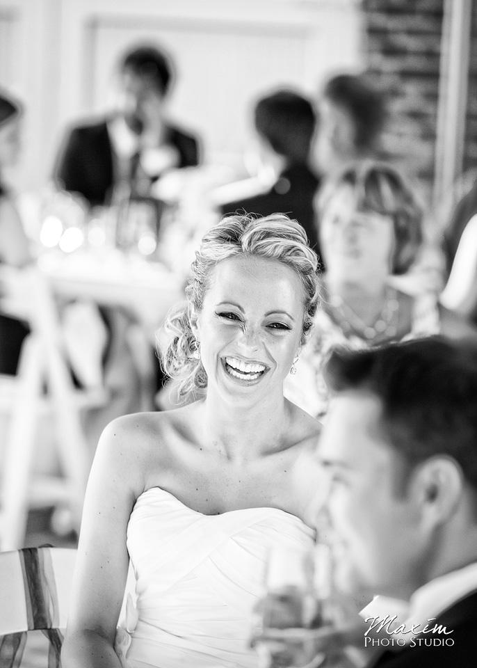 Taylor Mansion Columbus Ohio Wedding reception couple