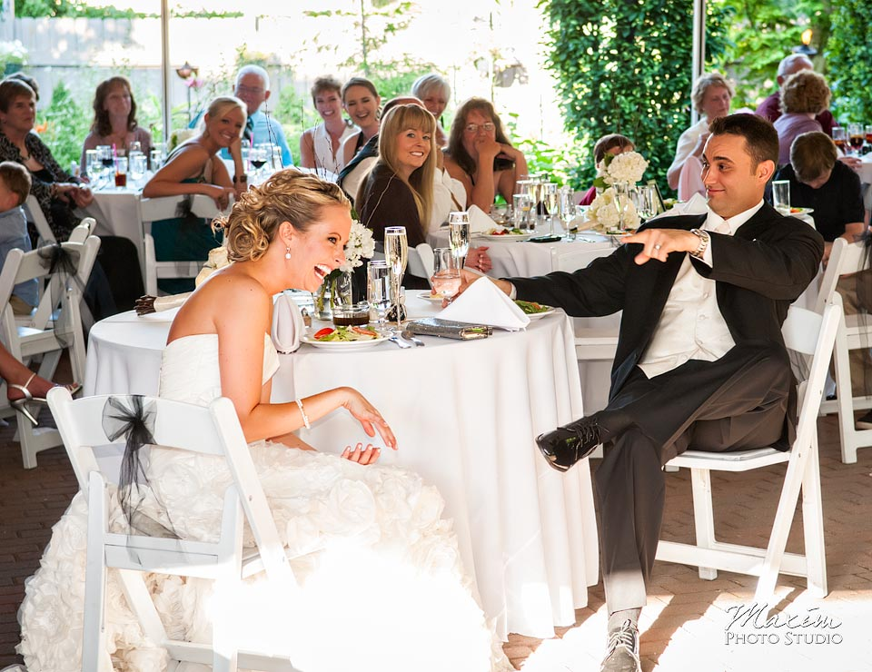 Taylor Mansion Columbus Ohio Wedding Reception