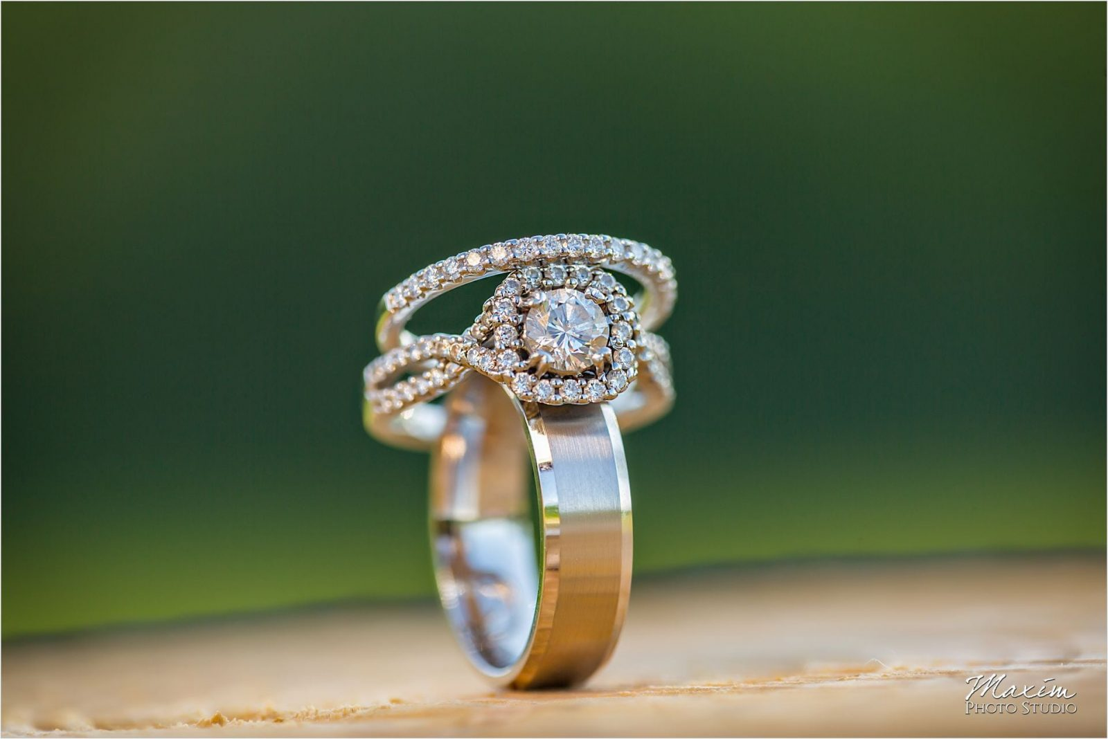 Canopy Creek Farm Wedding ring