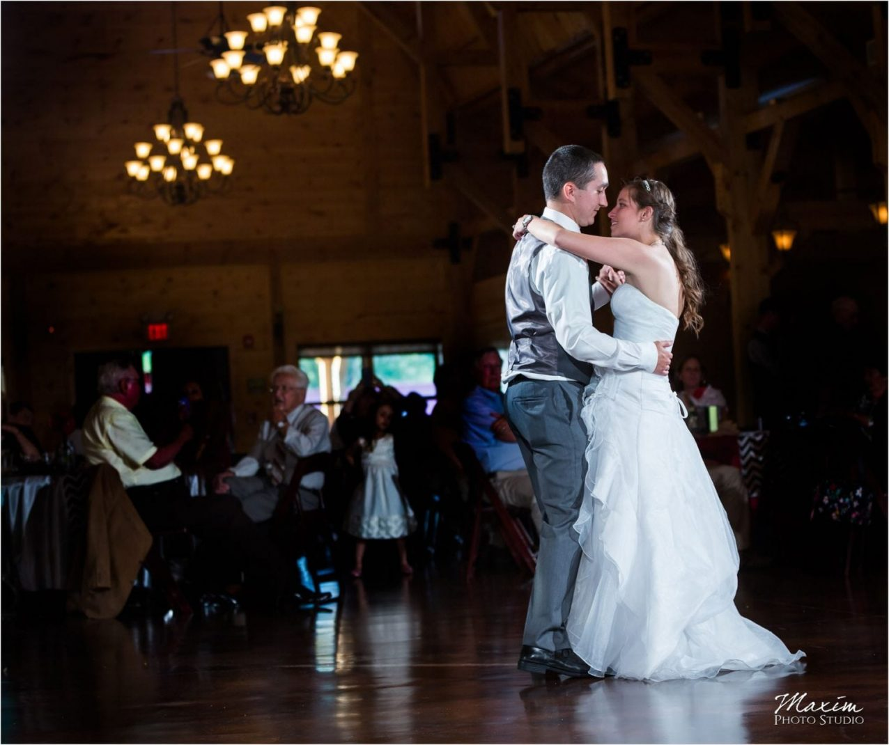 Canopy Creek Farm Wedding Reception