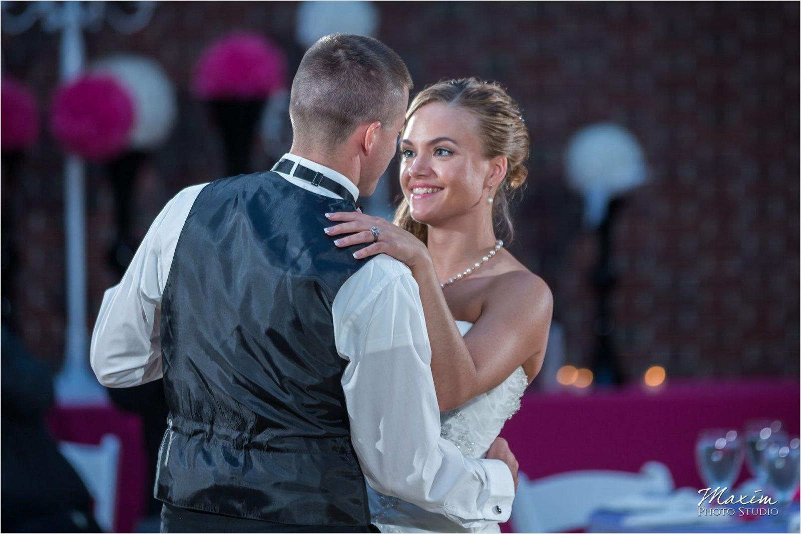 Dayton Wedding Photography, Wedding Reception Dayton Ohio