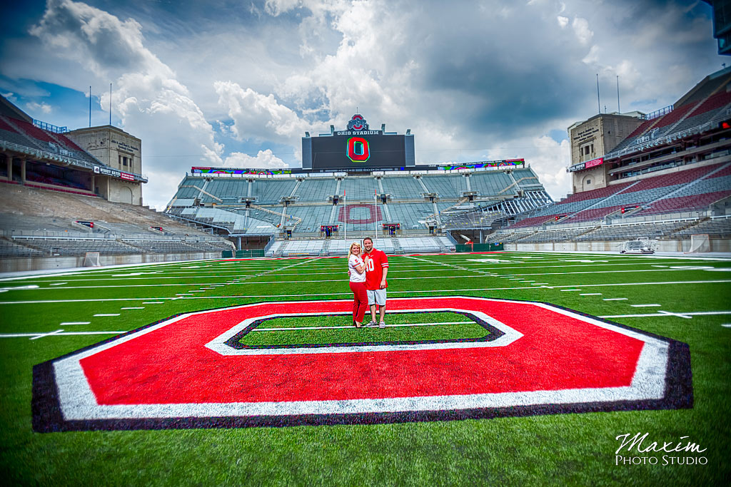 Oho Stadium engagement