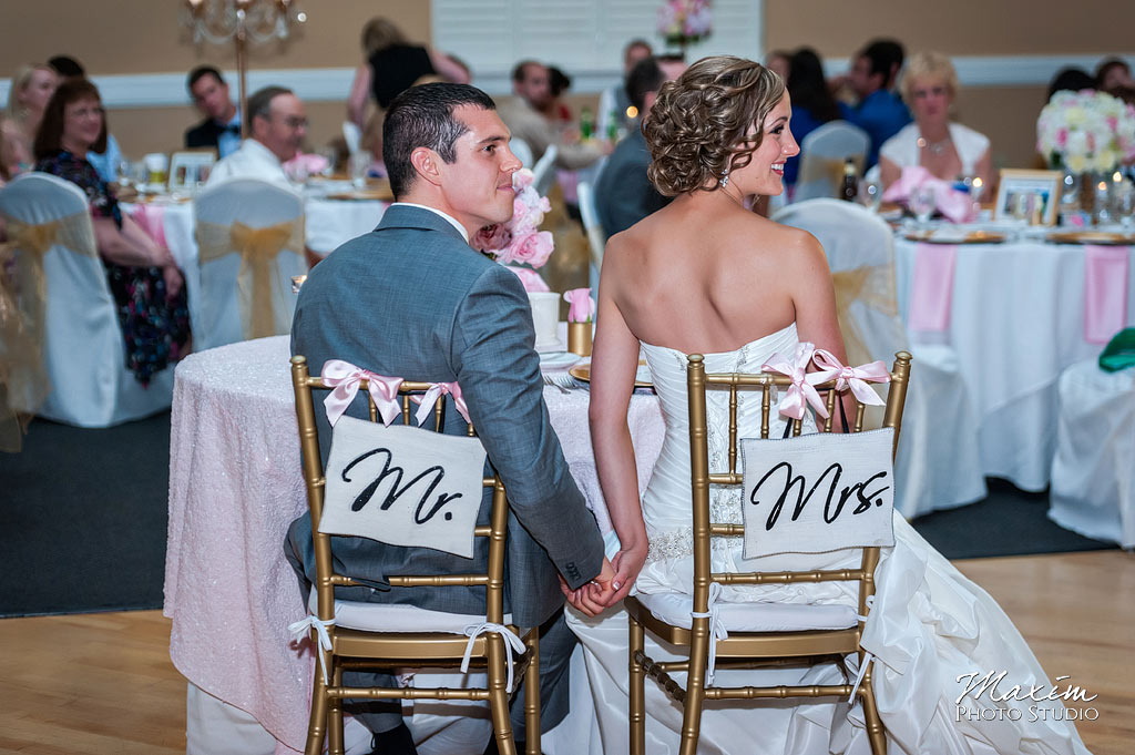 The Phoenix Cincinnati Wedding Reception