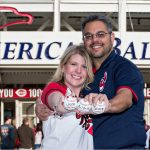 Great American Ballpark Wedding Engagement