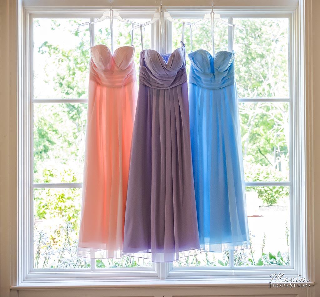 Pinnacle Golf Club Bridesmaid dresses