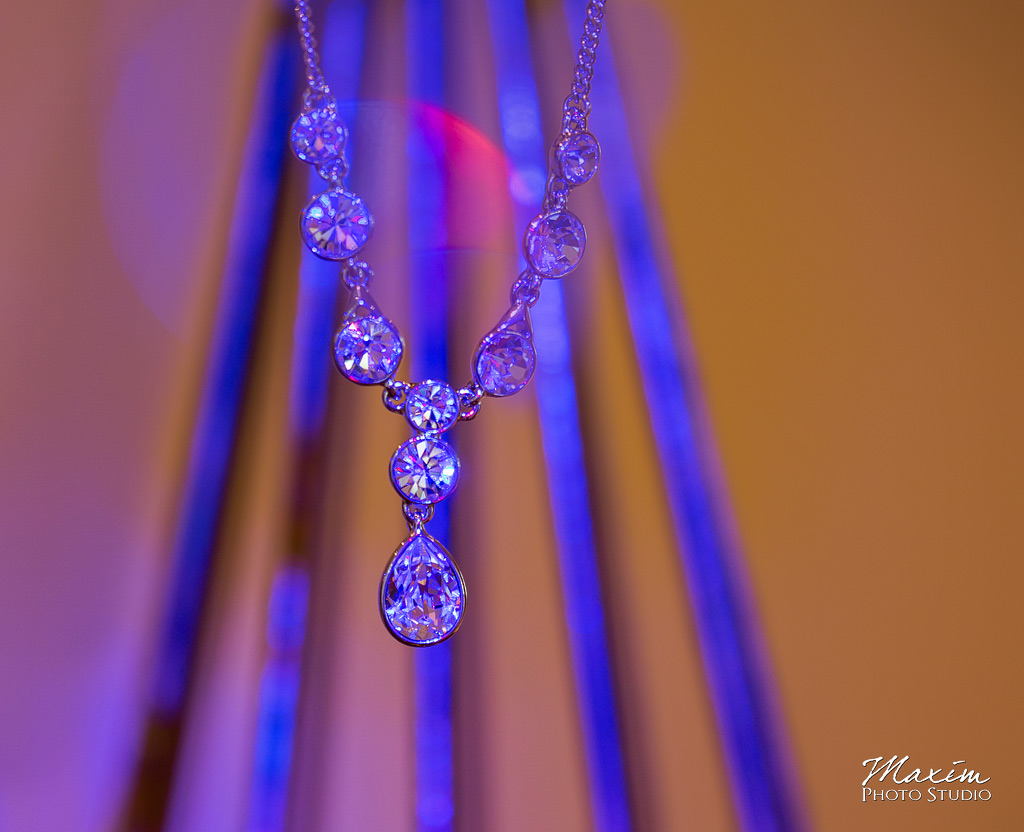 Pinnacle Golf Club wedding jewelry