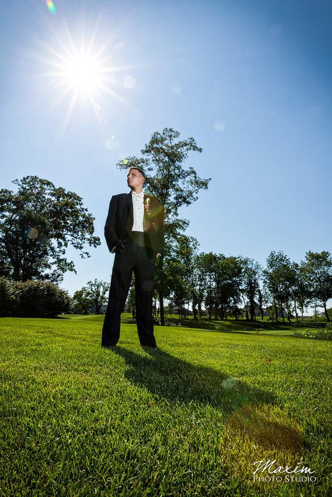 Pinnacle Golf Club Groom