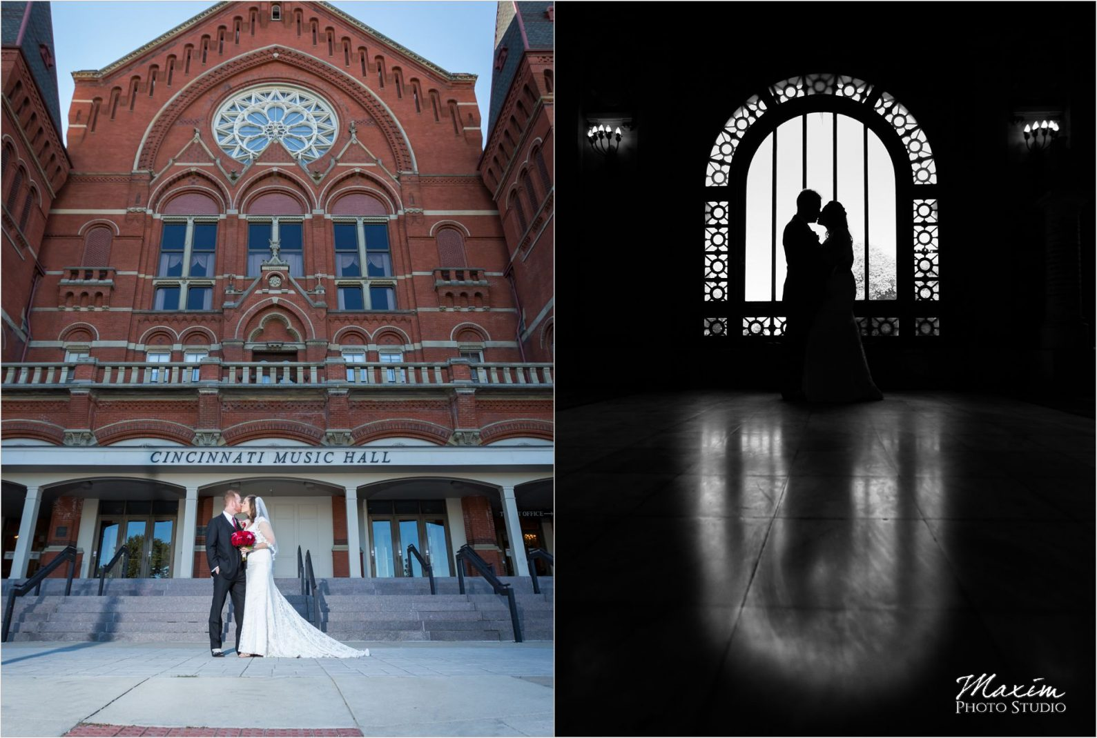 Memorial Hall Cincinnati Wedding Music Hall Jewish Ceremony