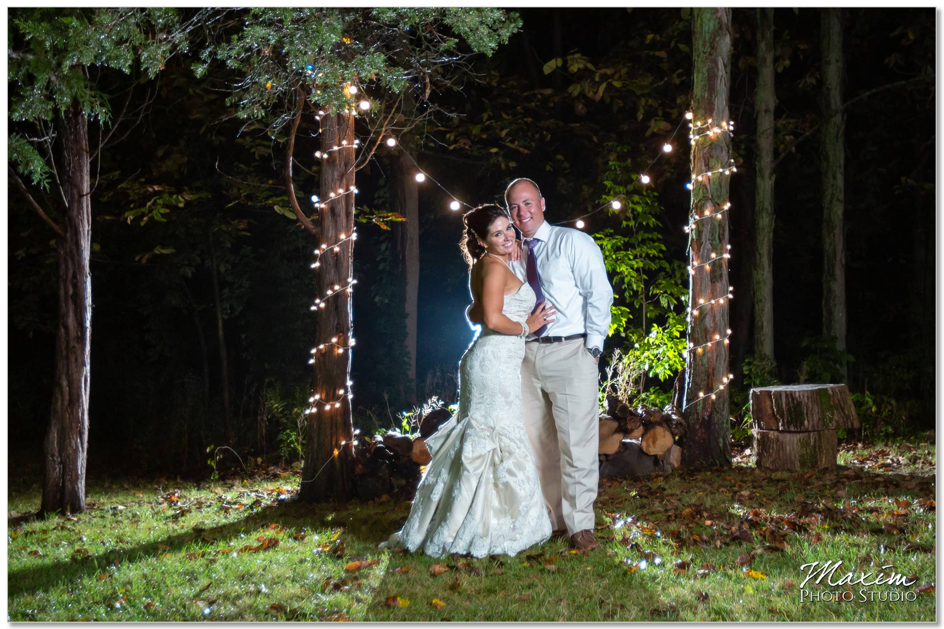 Clear Lake Kusota Island wedding Reception portraits