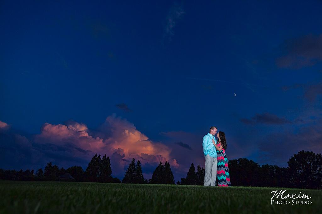 cox-arboretum-engagement-sunset