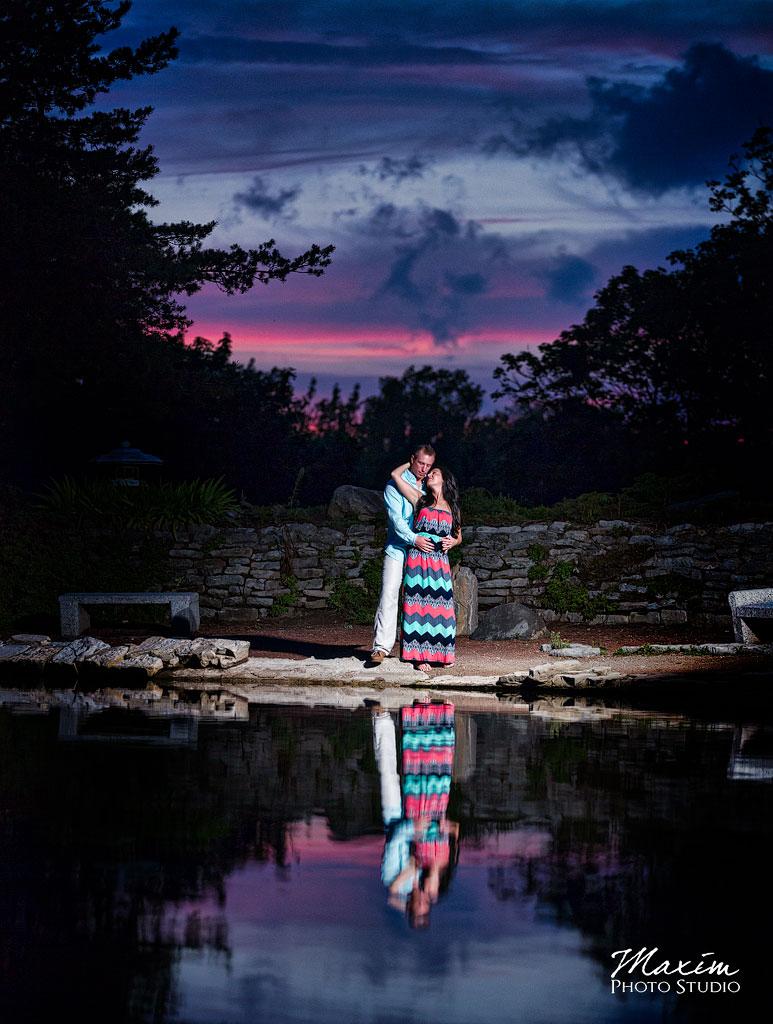 cox-arboretum-dayton-ohio-engagement