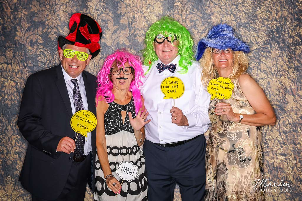 Dayton Country Club Photo Booth