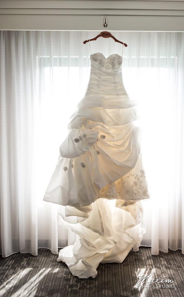 Newport Syndicate Wedding Dress