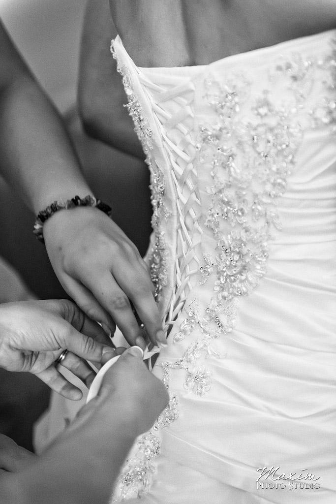 Newport Syndicate Bride Preparations