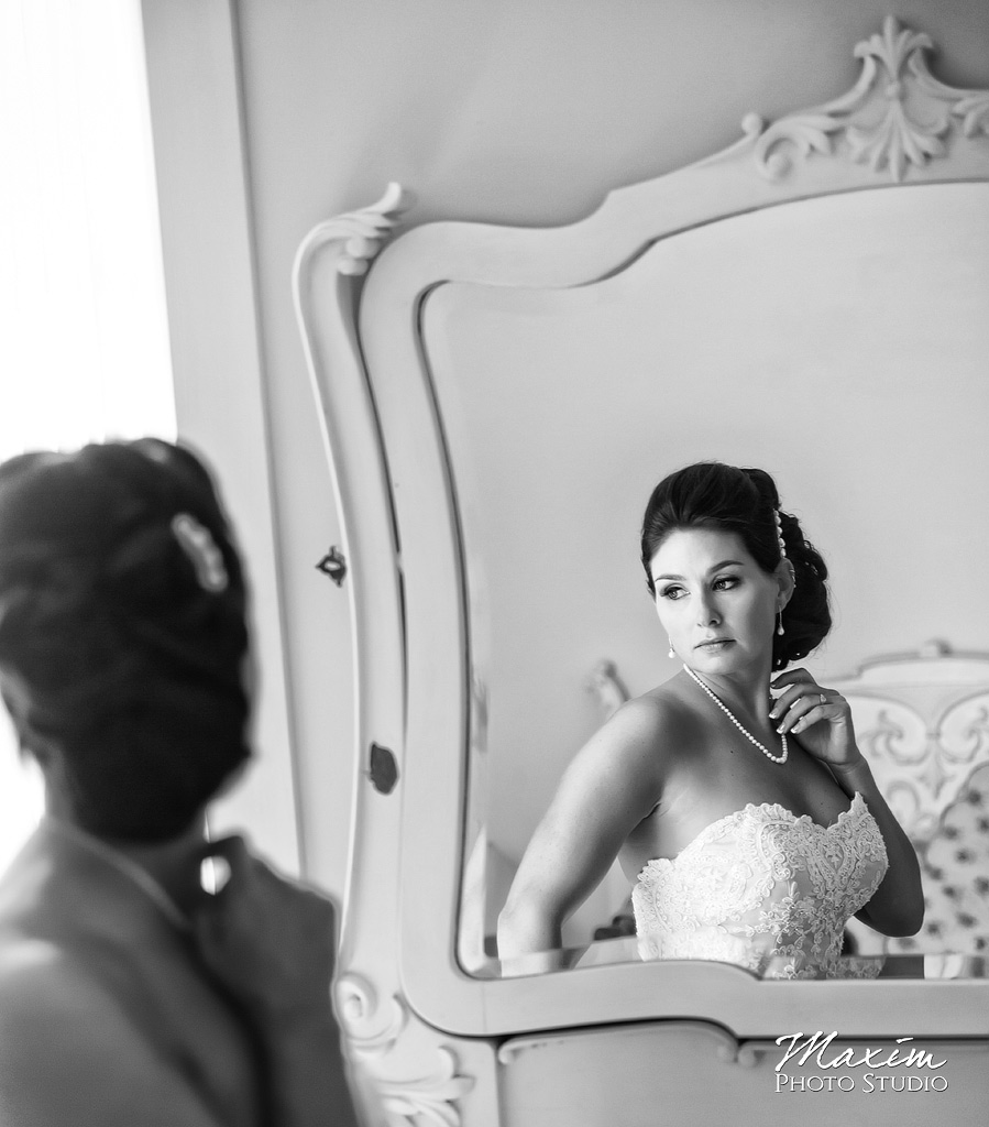 Kasota Island Clear Lake Wedding preparations