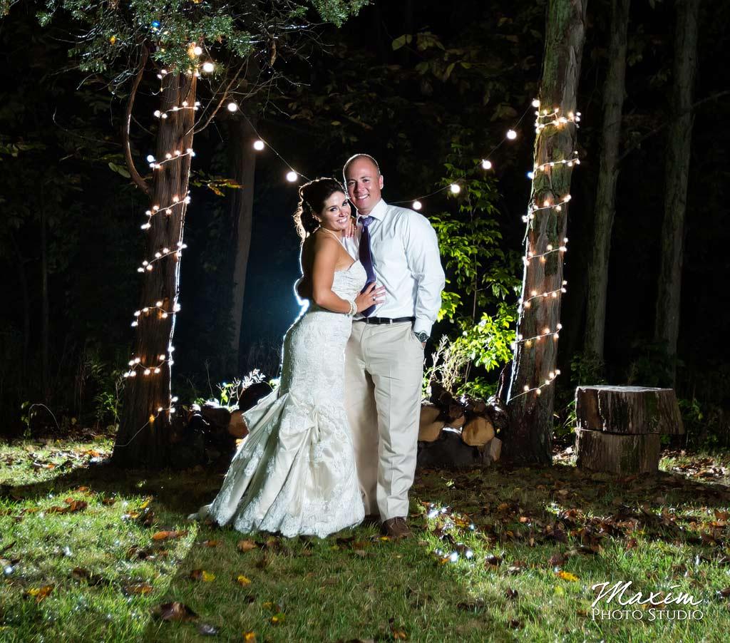 Heritage Barn Clear Lake Indiana Wedding