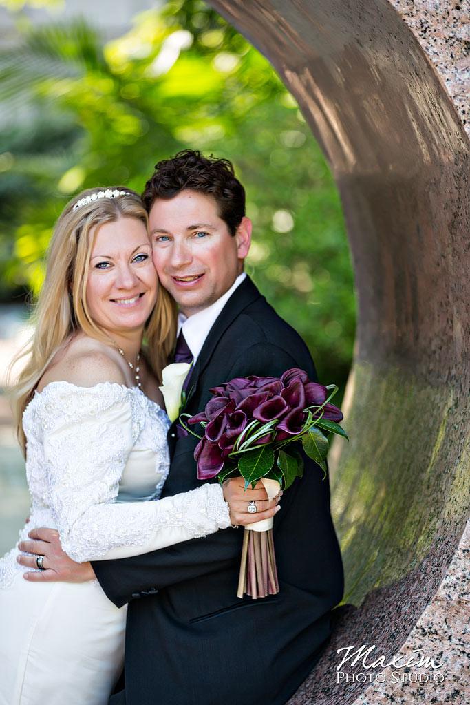 Moonlight Gardens Washington DC Wedding