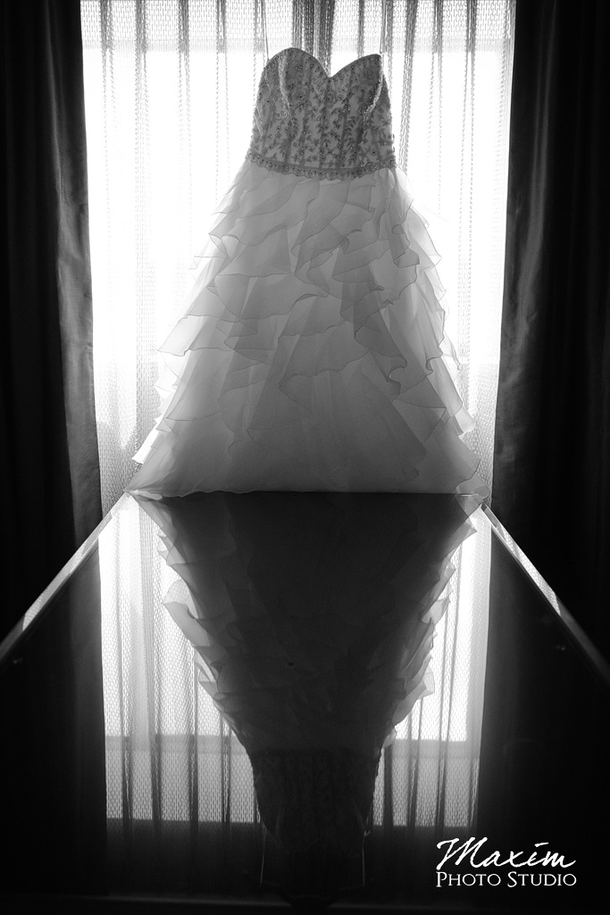 Ault Park Cincinnati Wedding Dress
