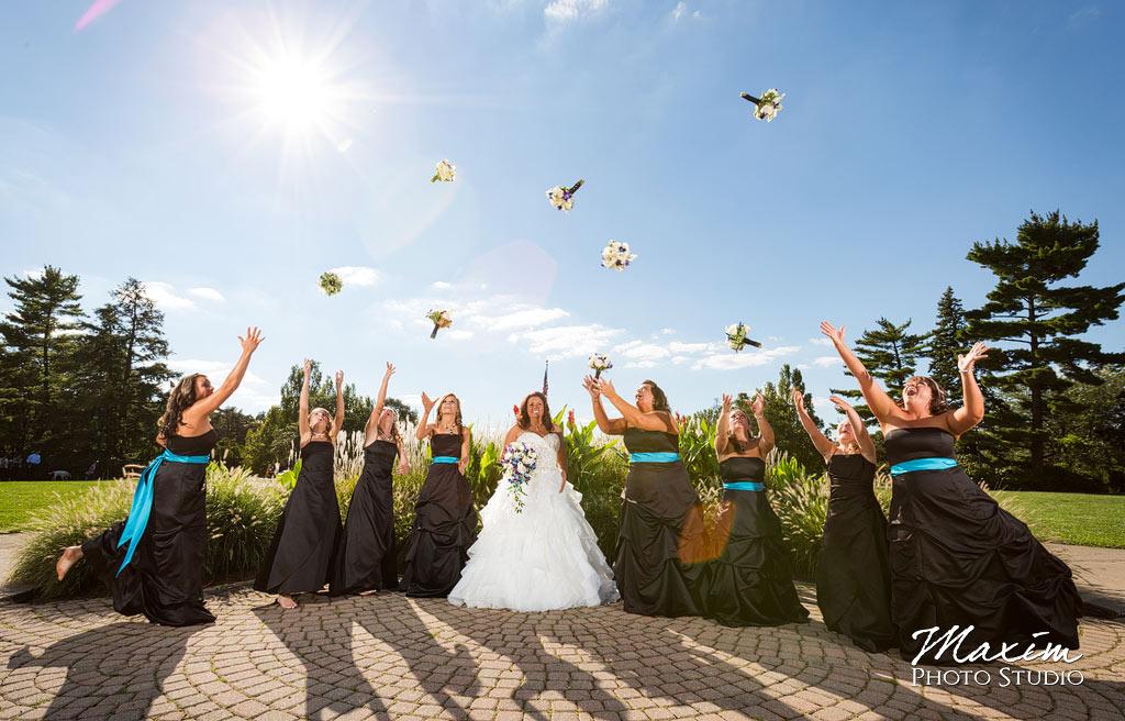 Jamie jeff ault park wedding photography
