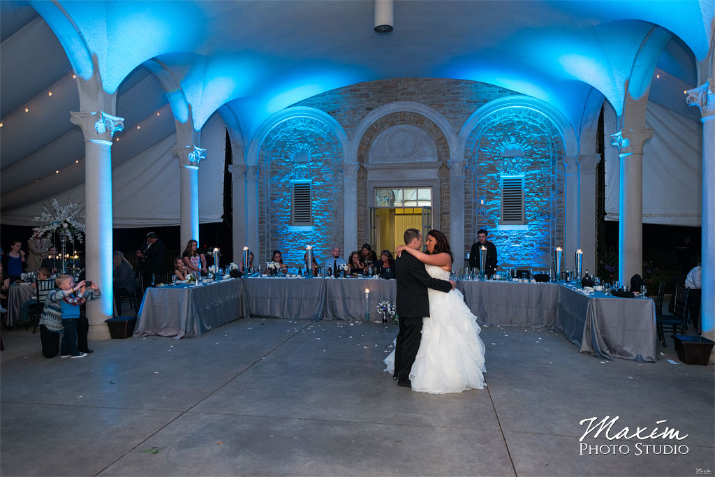 Ault Park Cincy DJ Lighting