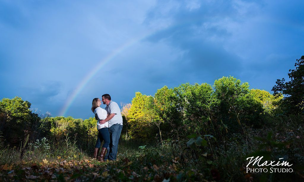 Cincinnati Nature Center Rainbow Engagement