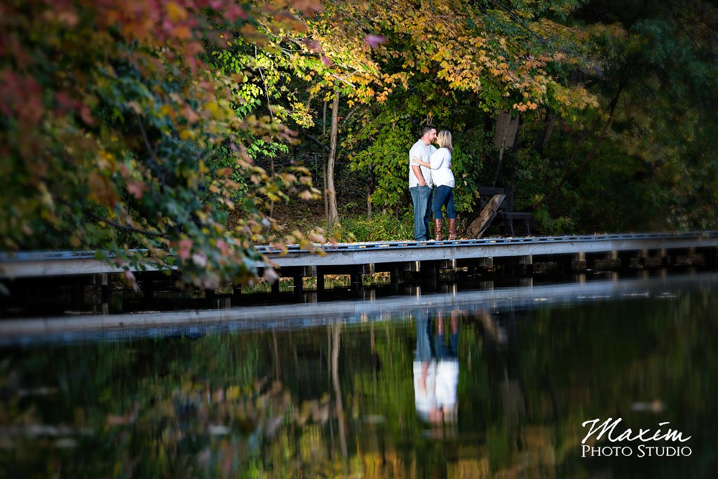 Cincinnati Nature Center Engagement Wedding Photography