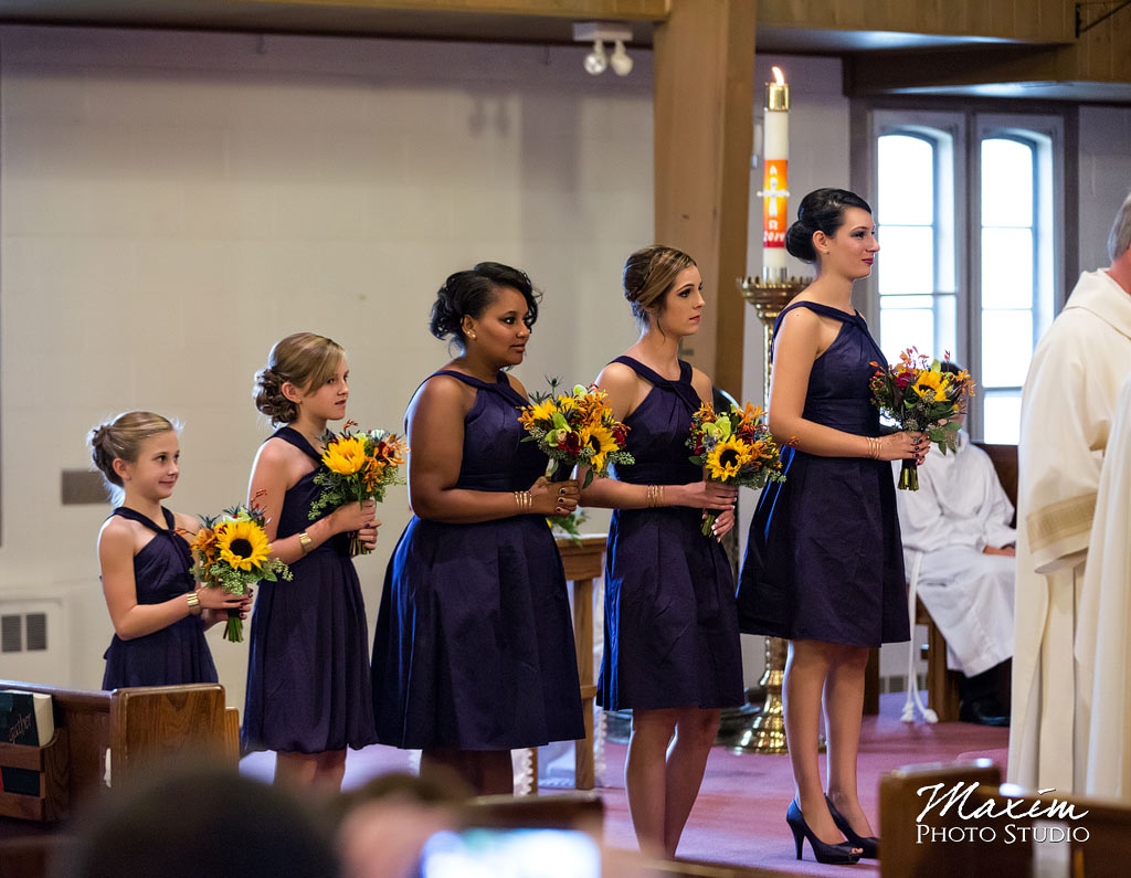 Our lady of rosary wedding ceremony