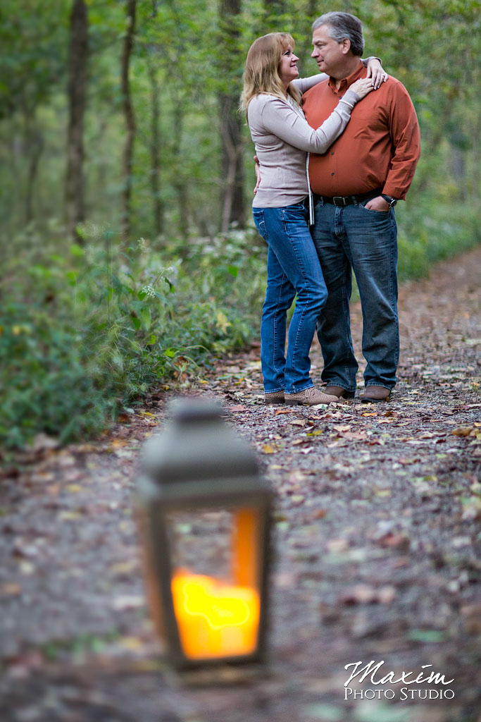 Sharon Woods Park Trail Engagement