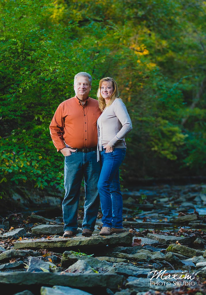 Sharon Woods Metro Park Cincinnati Engagement