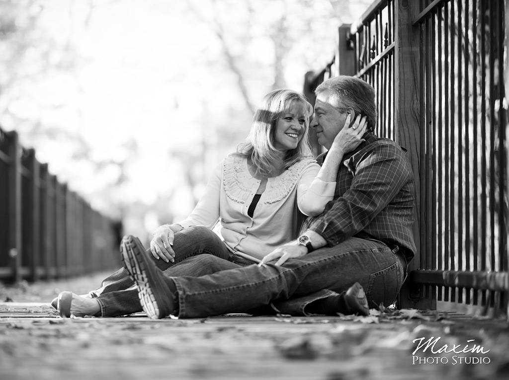 Sharon Woods Park Engagement