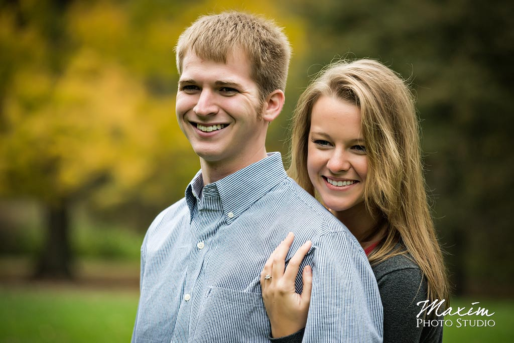 Inniswood Metro park engagement