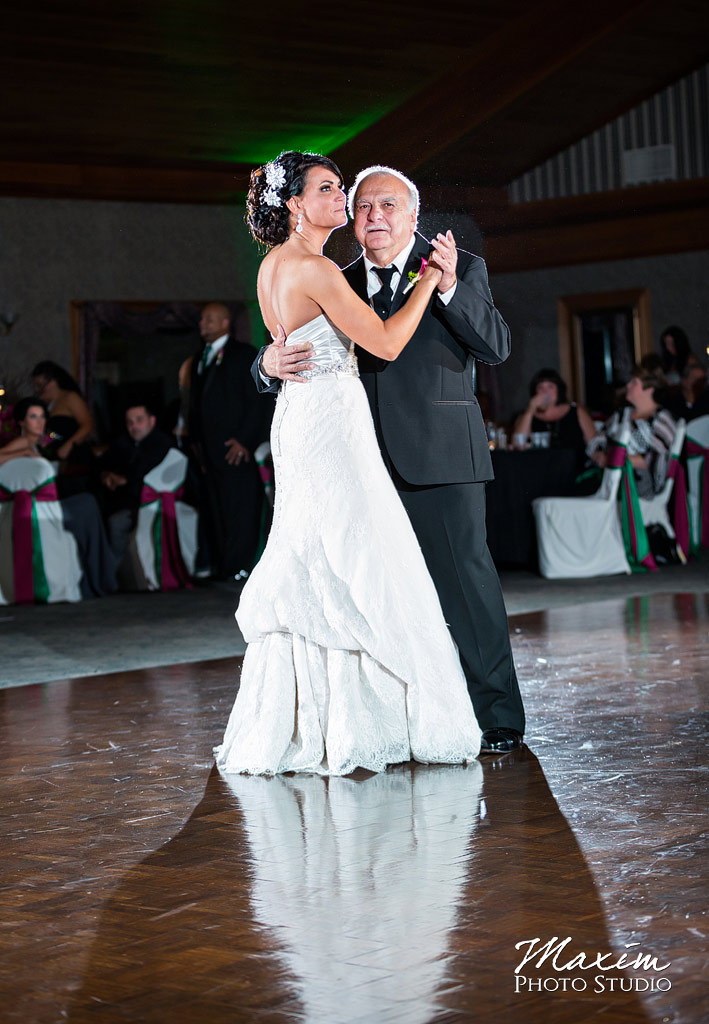Father Daughter first wedding dance