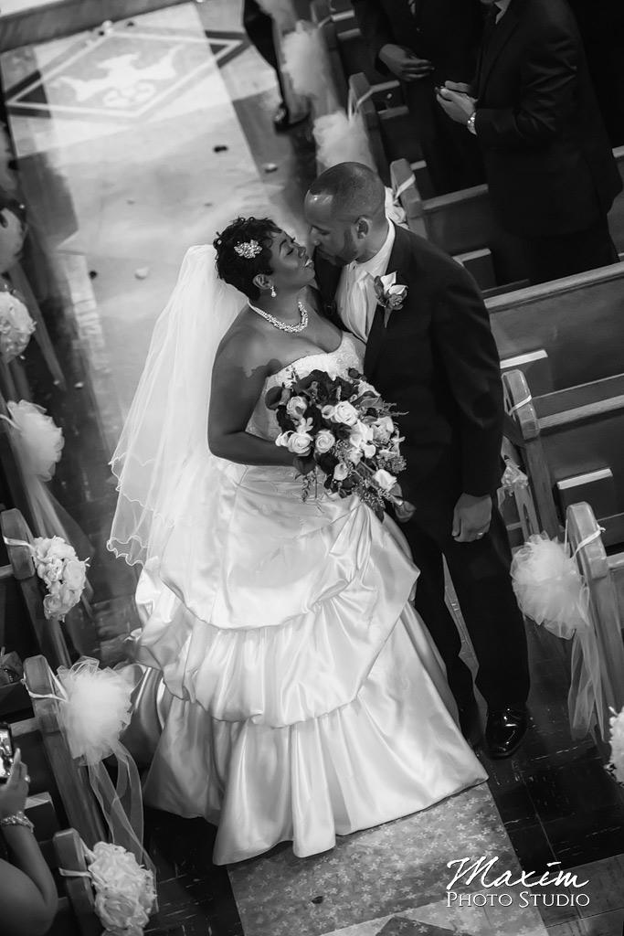 Bride groom St. Aloysius Chapel