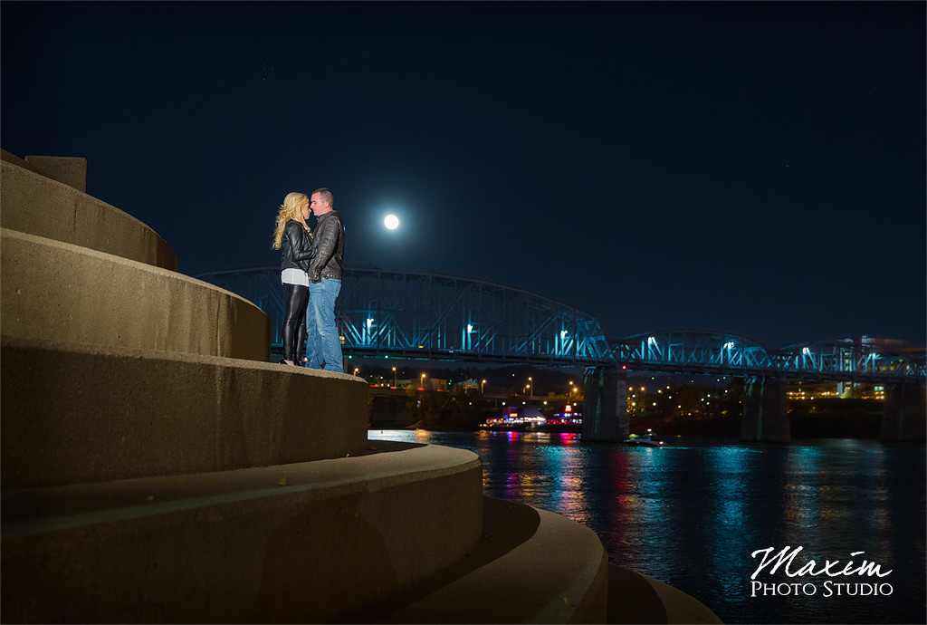 US Bank Arena Downtown Cincinnati Engagement