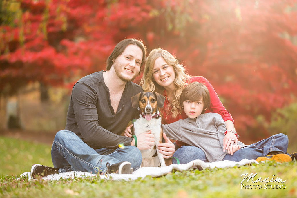 Mt Airy Forest Cincinnati Family Portraits
