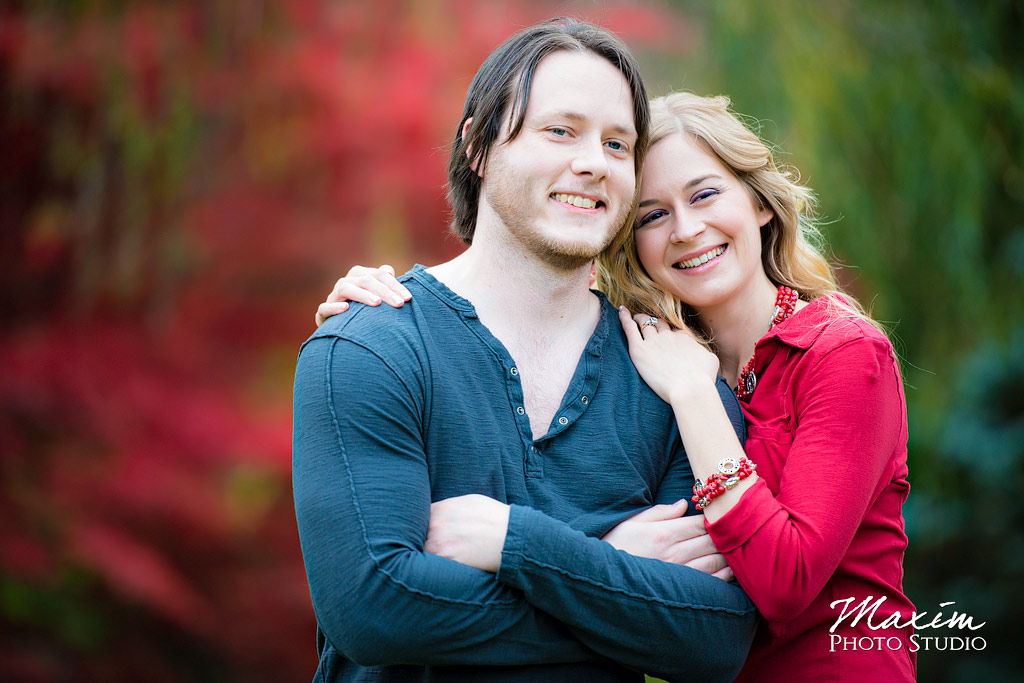 Mt Airy Forest Cincinnati Engagement