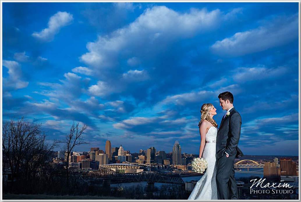 Drees Pavilion Devou Park Covington KY Cincinnati Wedding Photography