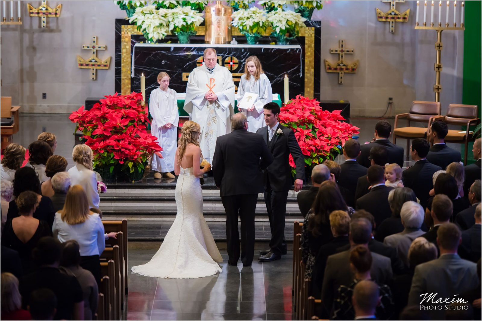 Our Lord Christ the King Wedding Ceremony