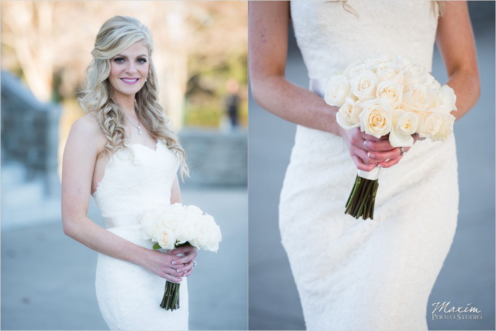 Ault Park Cincinnati Bride Bridal and Formal Dress