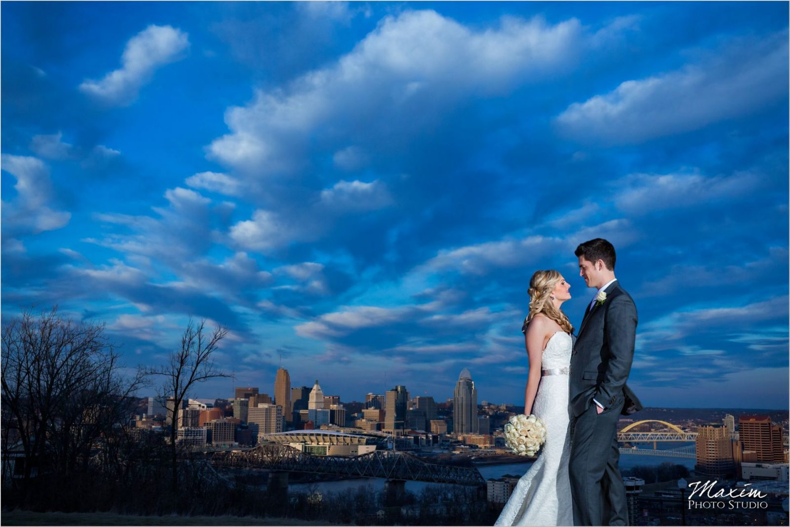 Devou Park Cincinnati Wedding