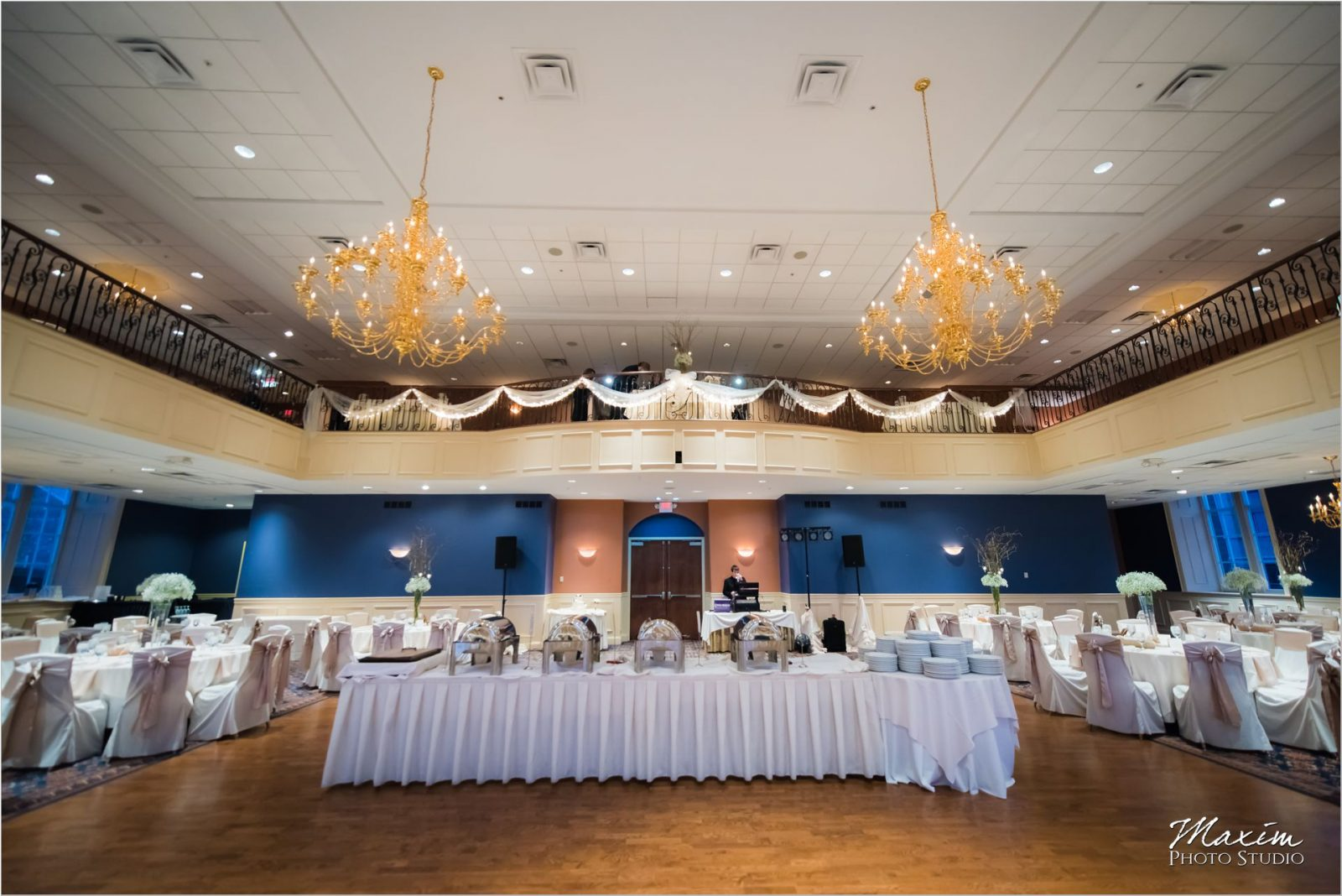 The Grand Covington Wedding Reception