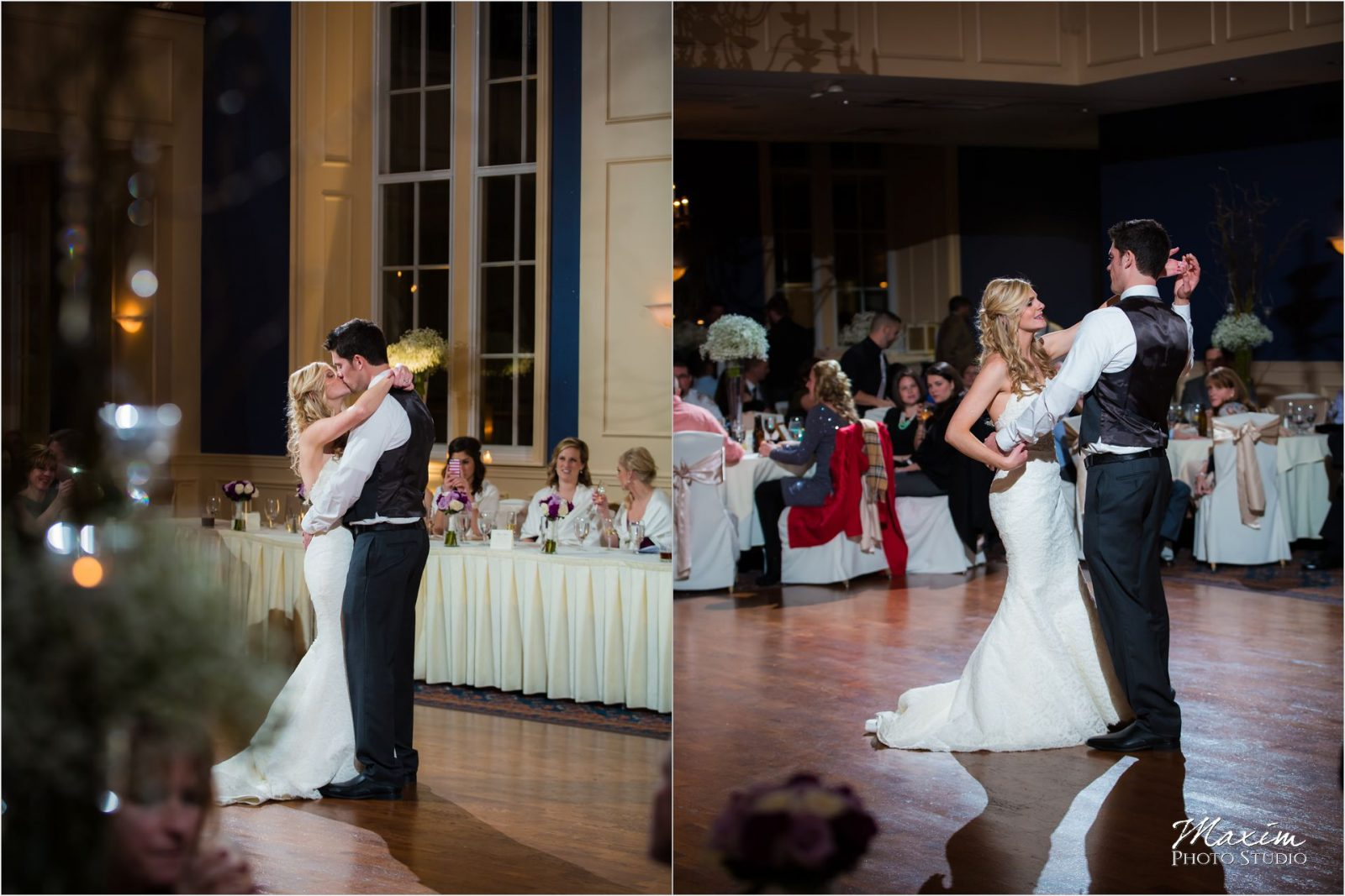 The Grand Covington Wedding Reception Dance