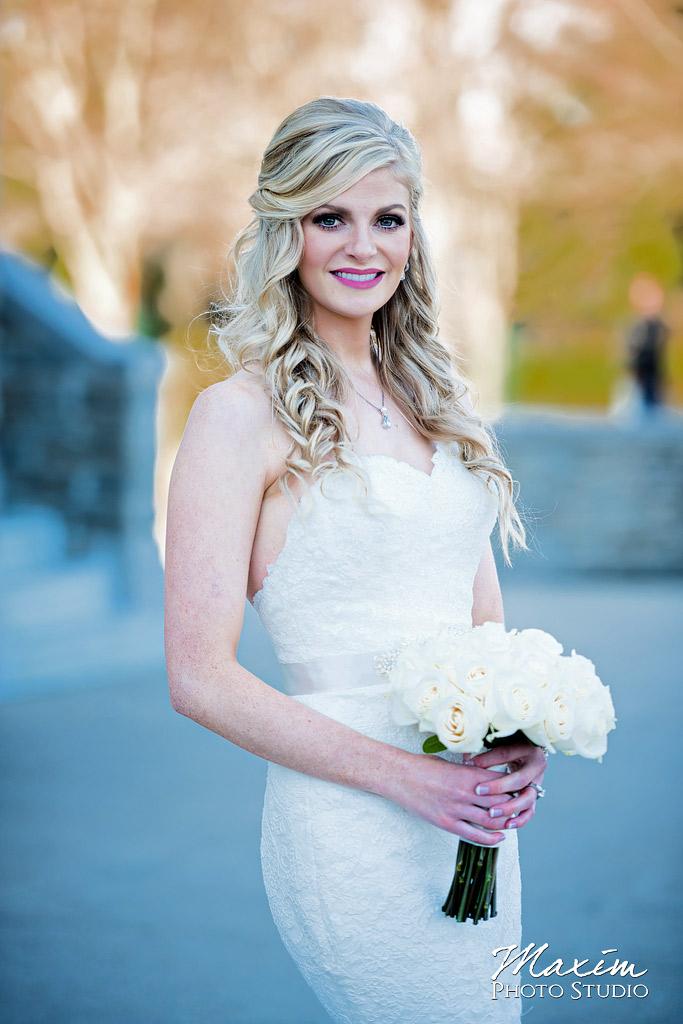 Ault Park Covington KY Wedding Bride