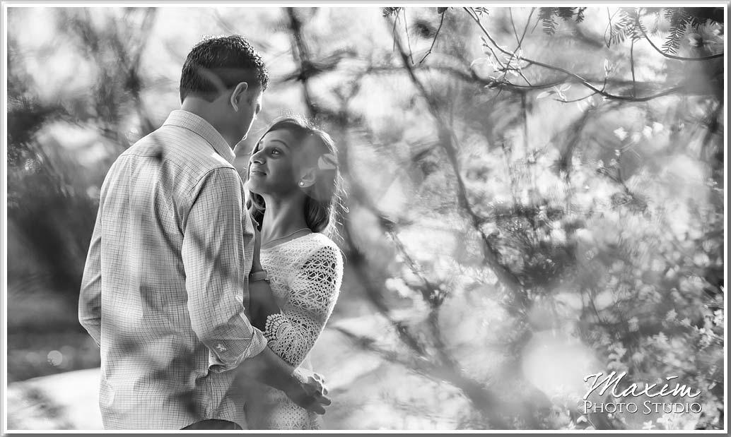Eden Park Cincinnati Engagement Photography