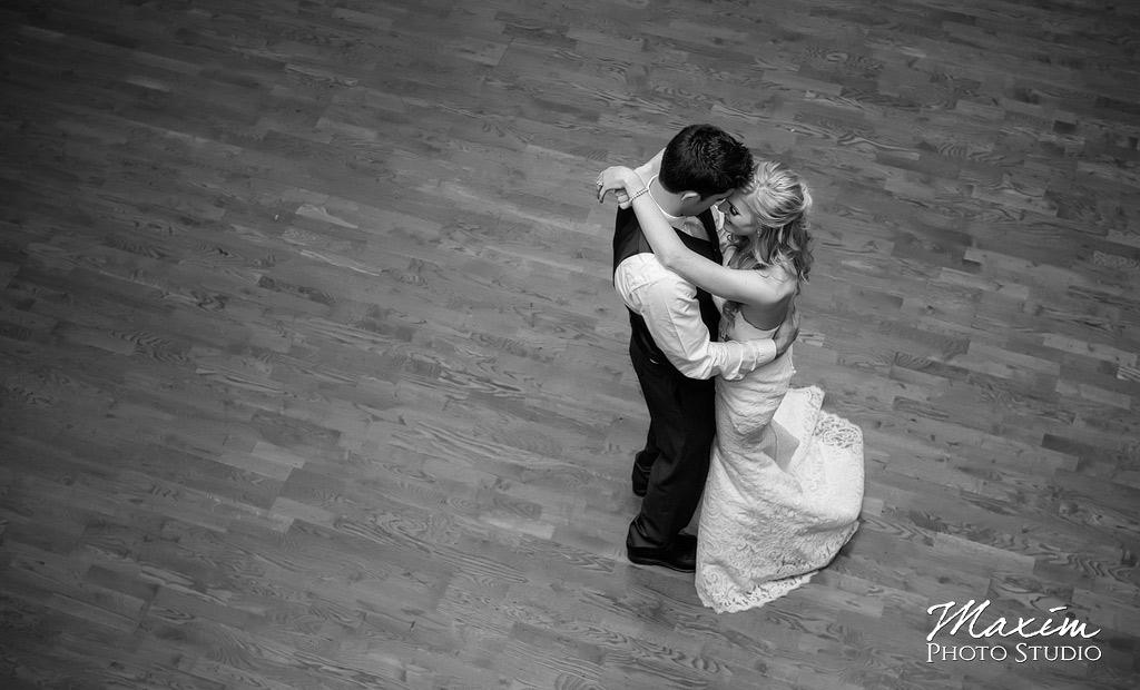 The Grand Covington KY Wedding Reception First Dance