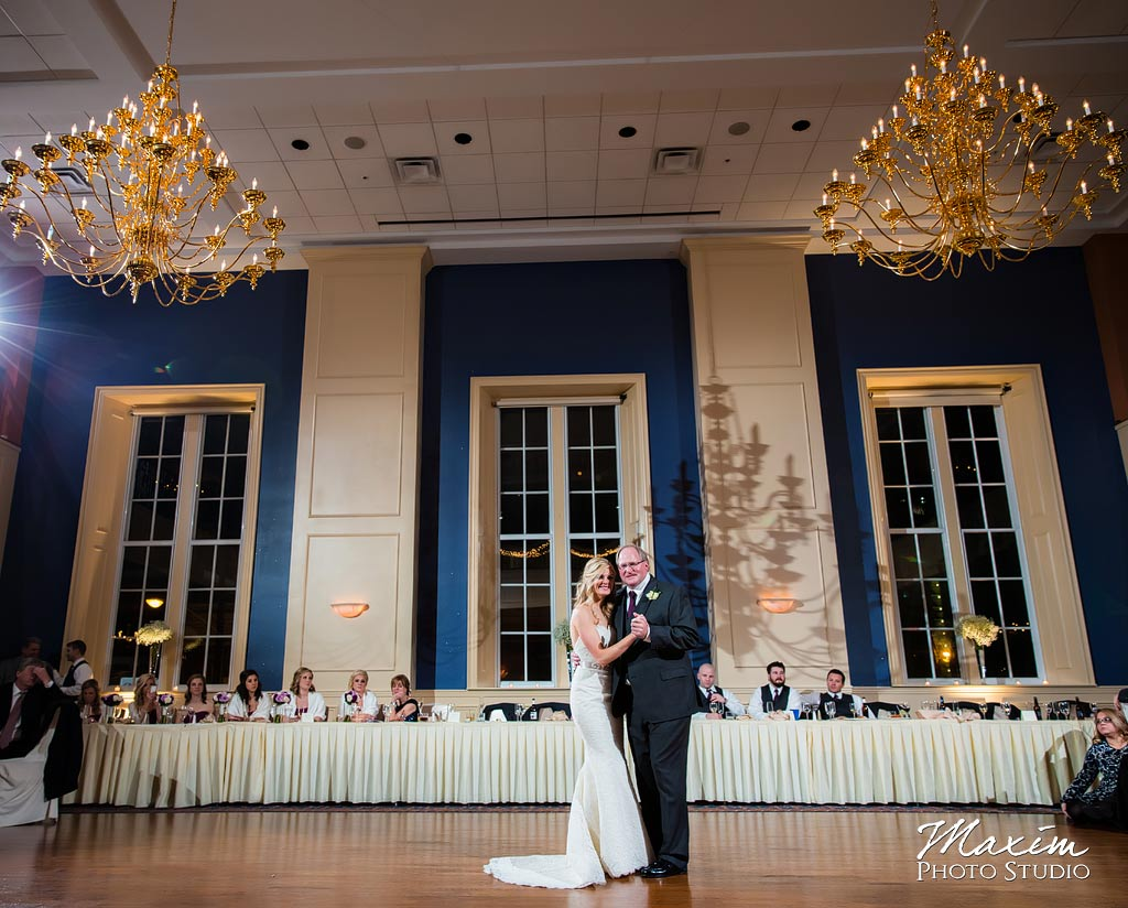 The Grand Covington KY Wedding Father Daughter